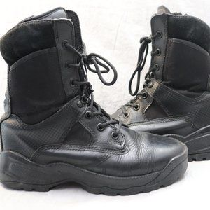 """5.11 Tactical Mens ATAC 8"""" Side Zip Boots Size 5"""